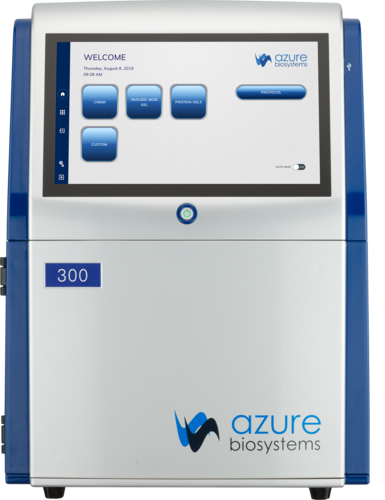 Azure300 Chemi Blue light White light UV | Azure Biosystems