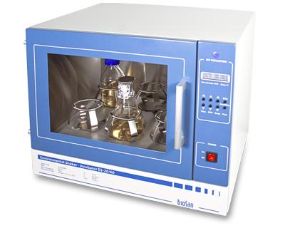 Třepaný inkubátor ES-20/60 (bez platformy)   Biosan