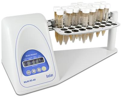 Programovatelný rotátor Multi RS-60 | Biosan