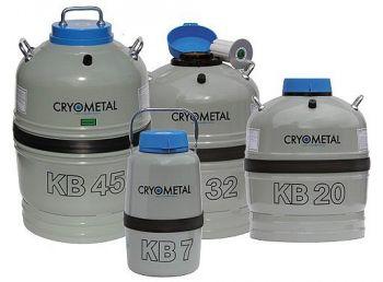 Pro transport v kapalném dusíku KB7 | Cryometal