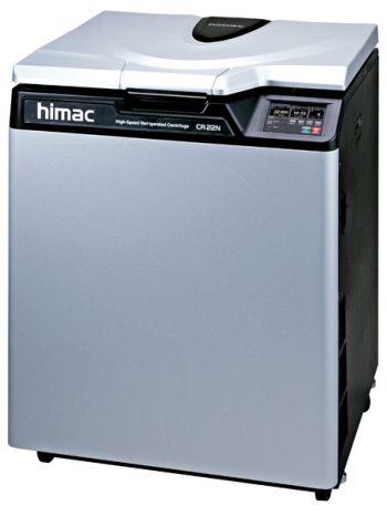 Vysokorychlostní chlazená centrifuga Himac CR22N | Hitachi