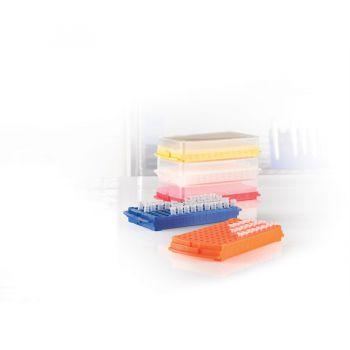 Oboustranný stojánek / krabička na zkumavky | Heathrow Scientific
