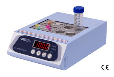 Genius Dry Bath inkubátor pro dva bloky (bez bloku) | Major Science