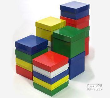 Papírové krabičky | National Lab