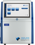 Azure300 Chemi Blue light White light UV