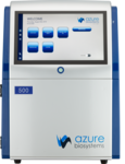 Azure500 NIR Chemi Blue light White light UV