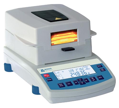 Analyzátor vlhkosti BMA H50