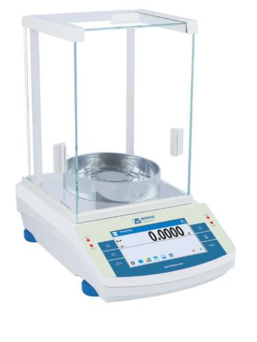 Analytické váhy BXX 22
