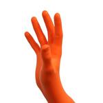 SHIELDskin Orange Nitrile 260