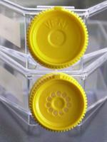 Tissue culture flask 300 cm / vent screw cap, 18 pieces