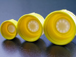 Filter screw cap for flask 150 / 300 cm, 40 pieces