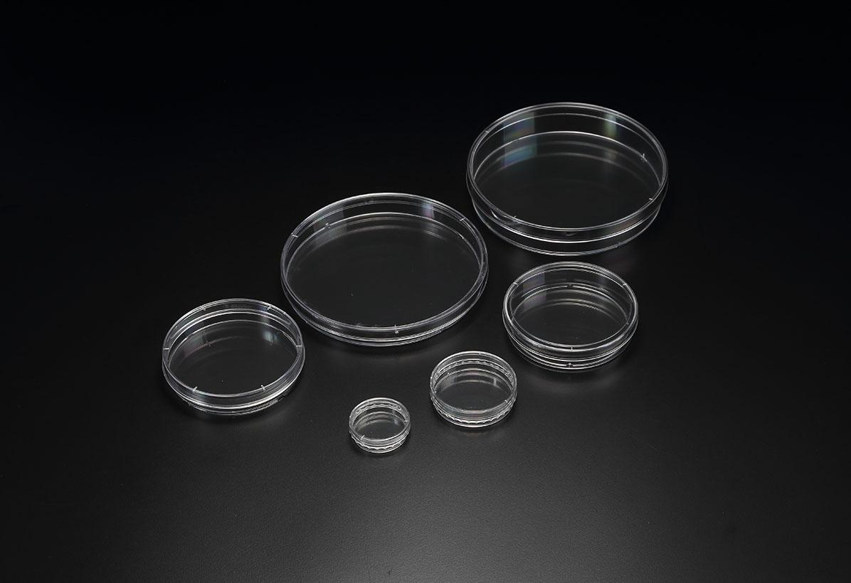 Petriho misky pro TK, PS, 90 mm